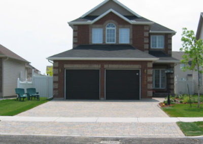 Interlocking driveways enhance your home's curb appeal