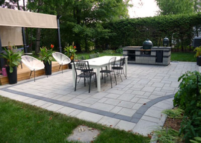 Ottawa interlock design to enhance your backyard