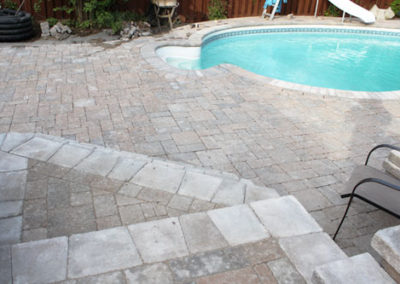 Maintenance free poolside interlock